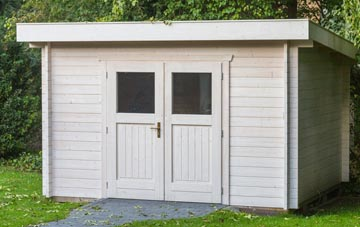 Hounslow West garden shed costs