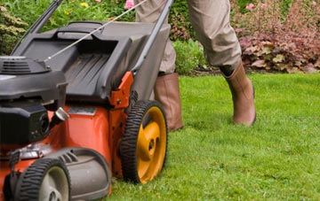 benefits of Hounslow West lawn mowing